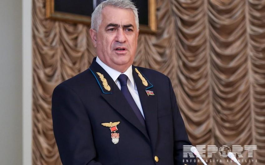 Президент Ильхам Алиев удостоил Джавида Гурбанова ордена Шохрат