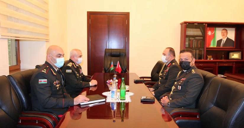 Обсужден вопрос расширения азербайджано-турецкого военного сотрудничества