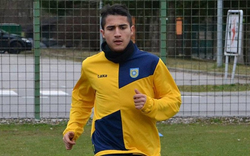 Azerbaijani footballer leaves Slovenian club