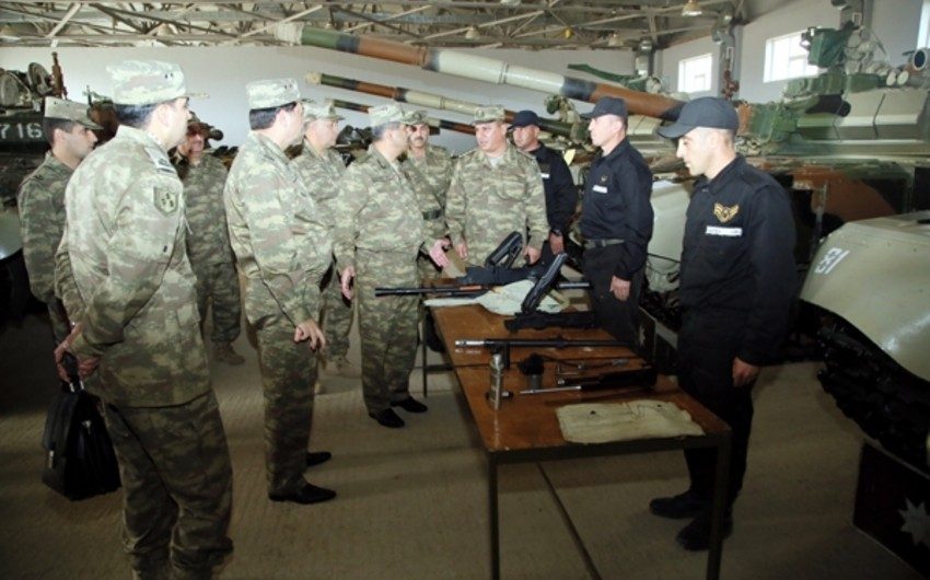New military unit of Azerbaijani Armed Forces opens