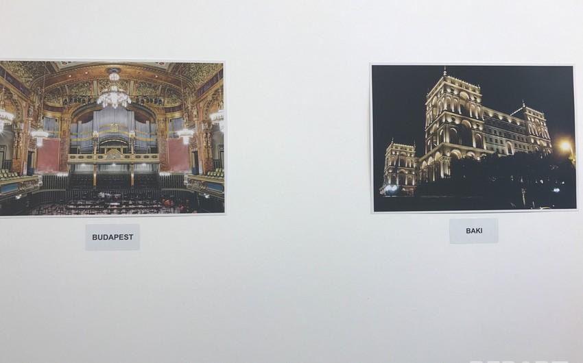 Состоялась фотовыставка Красота Венгрии и Азербайджана