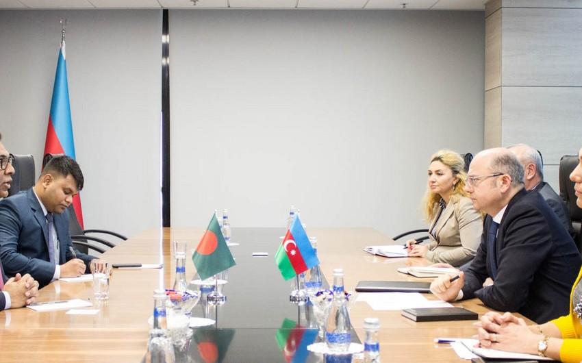 Бангладеш считает важным использование опыта SOCAR при разработке месторождений нефти и газа