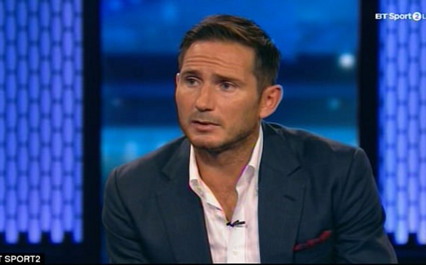 Frenk Lempard: Qarabağ heç vaxt Çelsi ilə eyni səviyyədə ola bilməz
