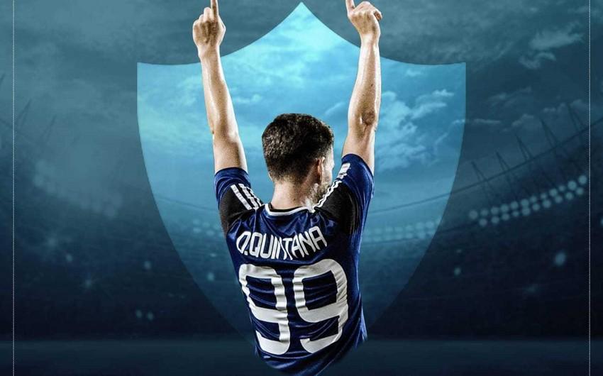 Qarabağ Dani Kintananın transfer olunduğu klubun adını açıqlayıb - VİDEO