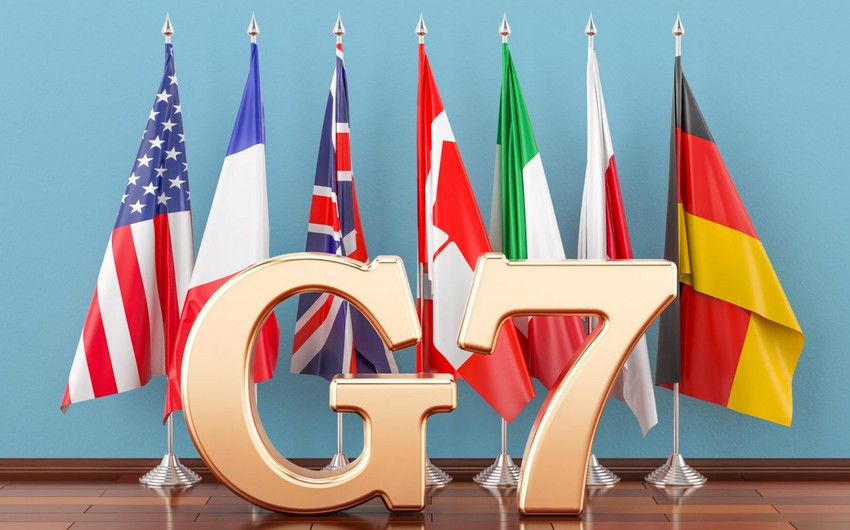 G7 leaders support holding of Tokyo Olympics