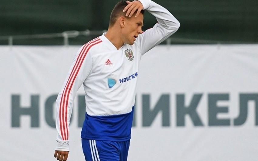 Всемирное антидопинговое агентство проводит расследование в отношении футболиста сборной России
