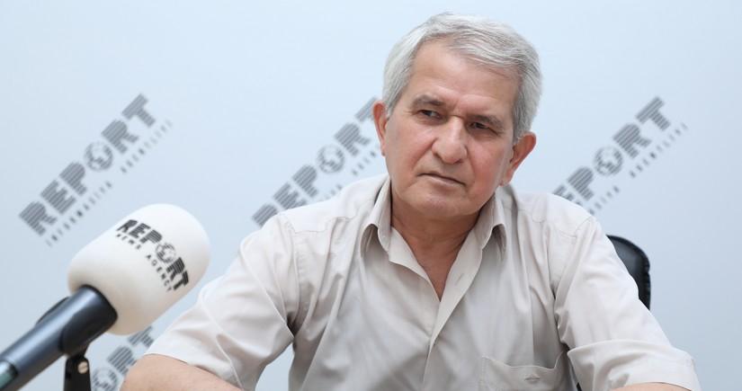 """Nəriman Əbdülrəhmanlı: """"Jurnalistika ilə bədii yaradıcılıq bir-birinə ziddir"""""""