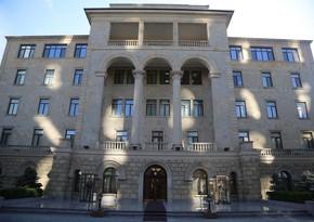 МО: Информация об обстреле Азербайджанской армией Шуши - очередная ложь противника