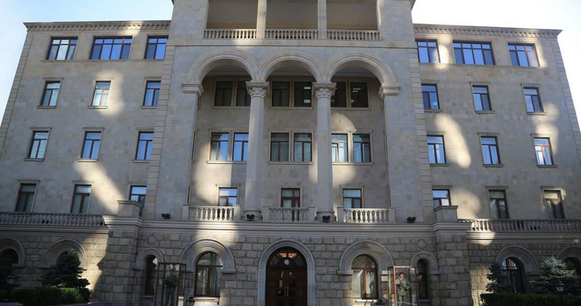 MoD: Information on shelling of Shusha by  Azerbaijani Army is another lie of Armenians