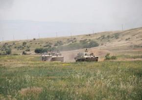 Azerbaijani army exercises wrap up