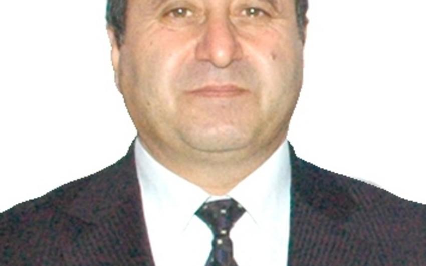 Герай Фархадов награжден орденом За службу Отечеству 3-й степени