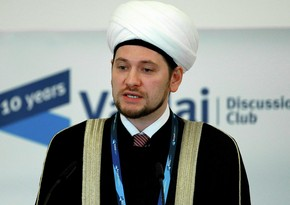 Damir Mukhetdinov comments on destroyed mosques in Karabakh