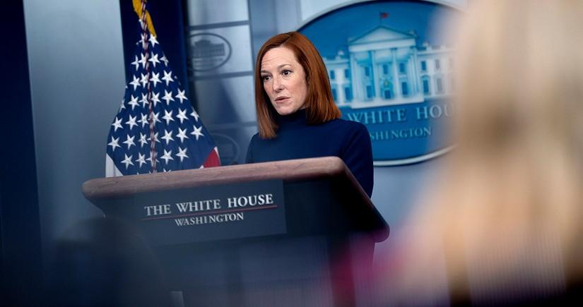 Псаки может покинуть должность пресс-секретарь Белого дома