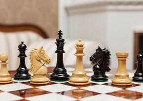 World Chess Olympiad: Azerbaijani team's rivals announced