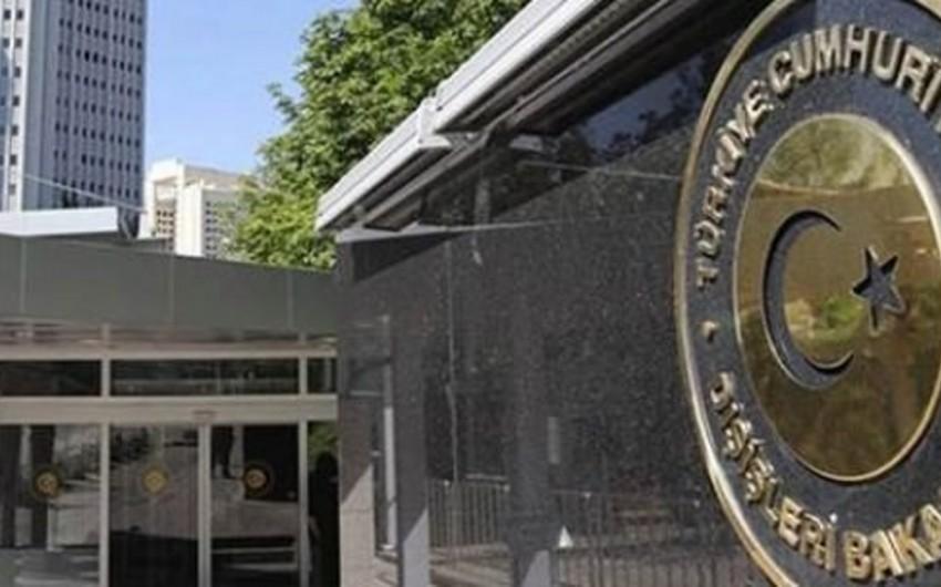 Türkiyənin Almaniyadakı baş konsulluğunun binasına basqın olub