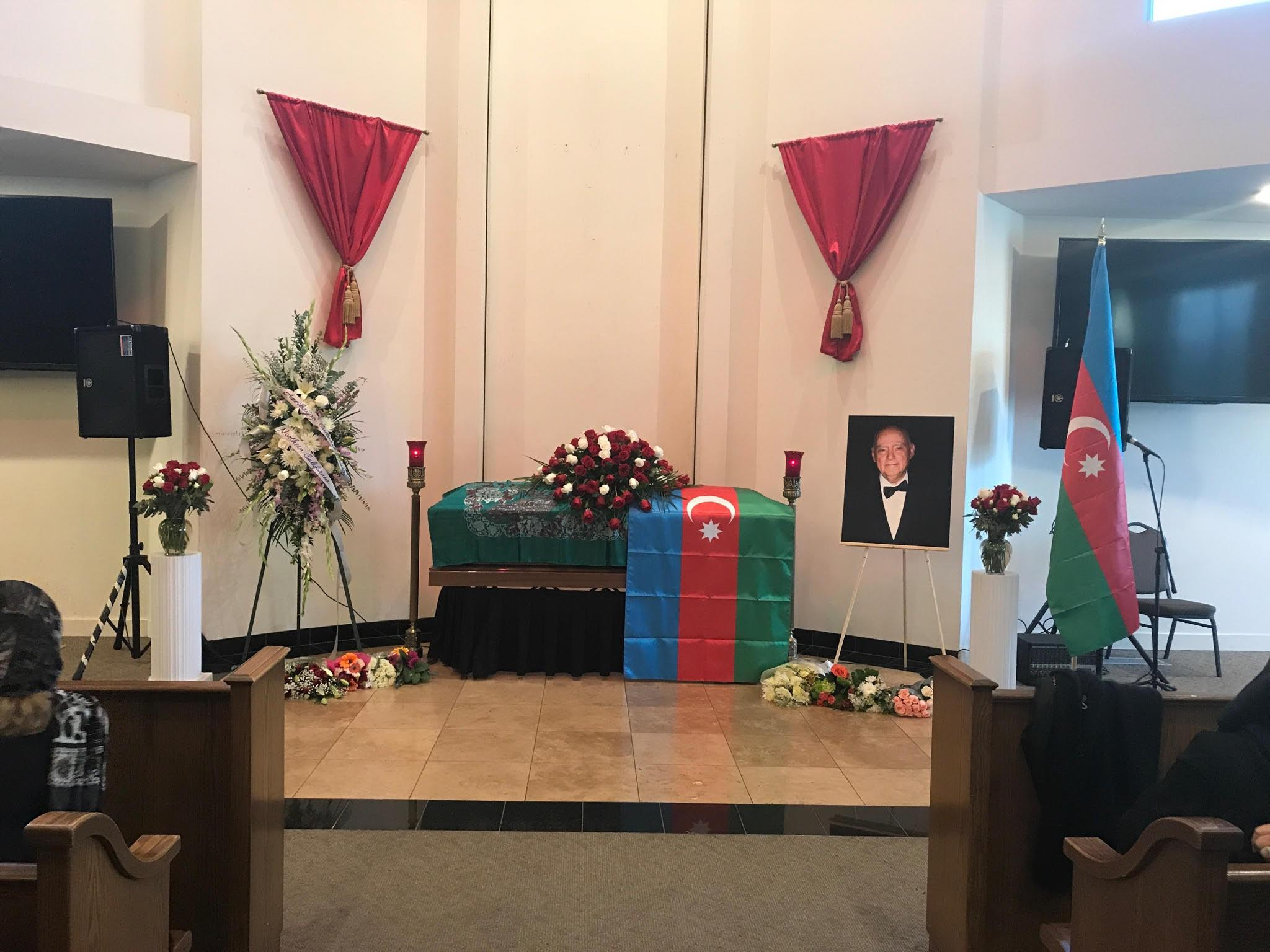 Dead body of Azerbaijani People's Artist passed away in USA to be brought to Baku soon - PHOTO
