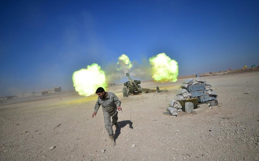 Mosulun beynəlxalq hava limanı terrorçulardan təmizlənib