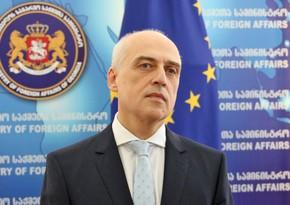 """David Zalkaliani: """"Gürcüstan Cənubi Qafqazın sabitlik regionuna çevrilməsini istəyir"""""""