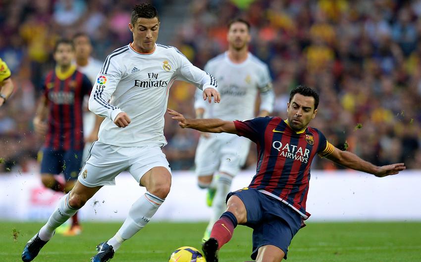 Ronaldo Xavini keçdi -