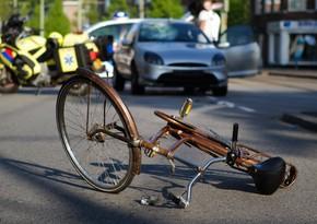 Kürdəmirdə yük avtomobili velosipedçini vuraraq öldürüb