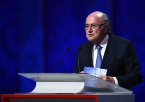 Blatter koronavirusa yoluxduğunu açıqlayıb
