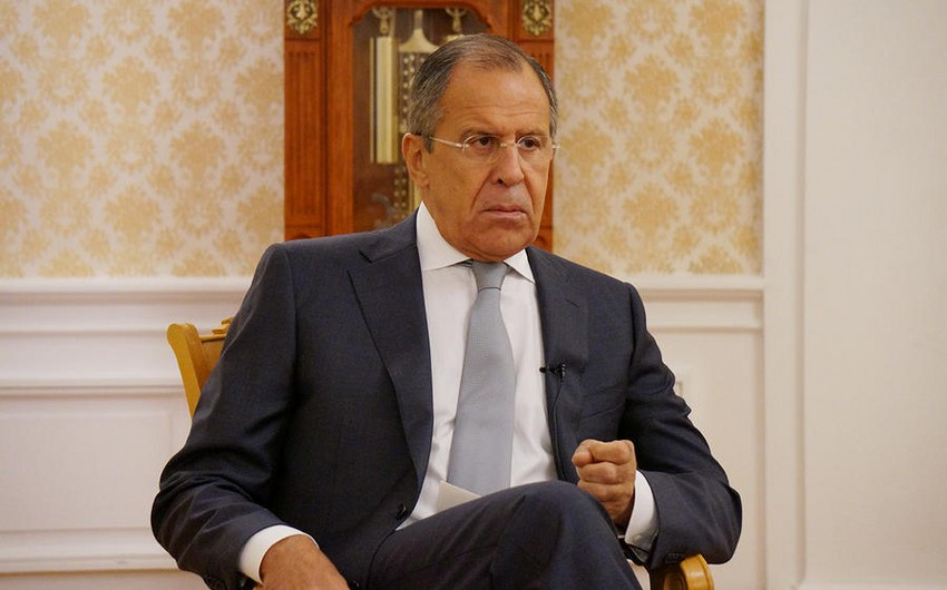 Sergey Lavrov bu gün böyük mətbuat konfransı keçirəcək