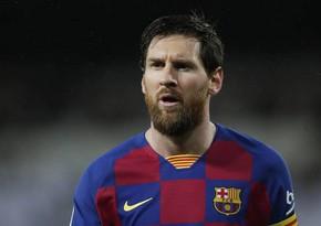 Messi Atletikin ehtiyat oyunçusunu təhqir edib