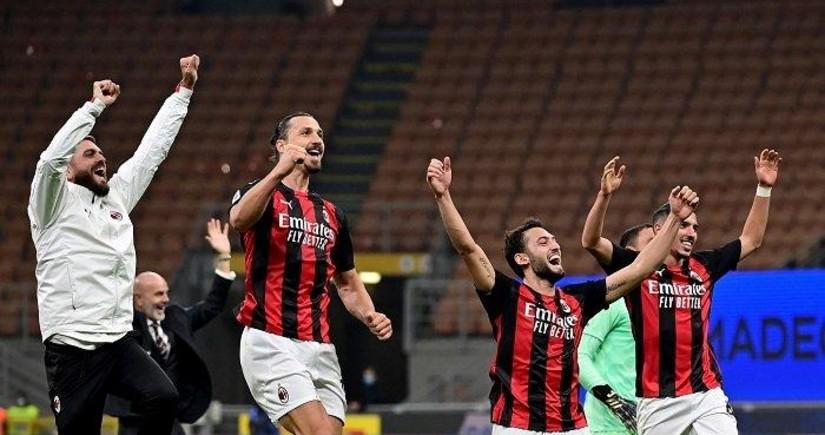 Дубль Ибрагимовича не помог Милану победить