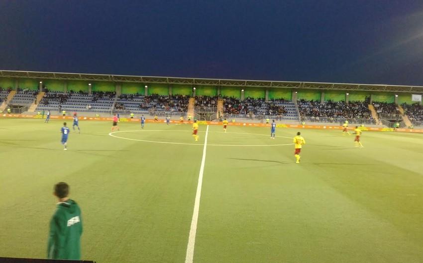 Azərbaycan milli komandası Kamerun yığması ilə heç-heçə edib