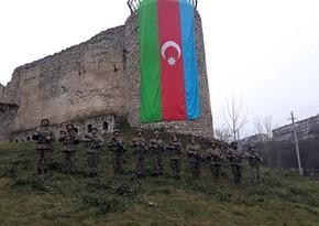 MoD: Azerbaijan Army honored memory of Patriotic War Shehids
