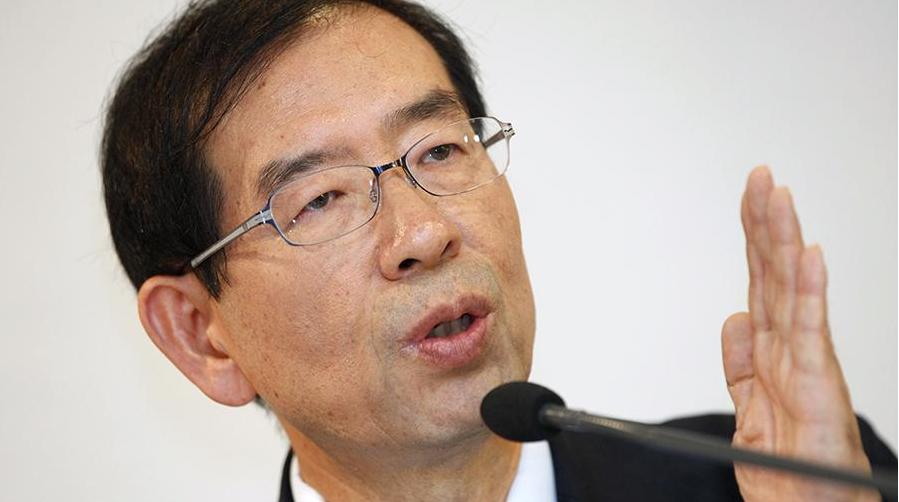 Полиция подтвердила информацию о смерти мэра Сеула