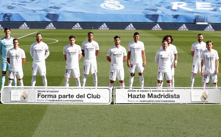 Real Madridin əsas futbolçuları İnterlə matçı buraxacaq
