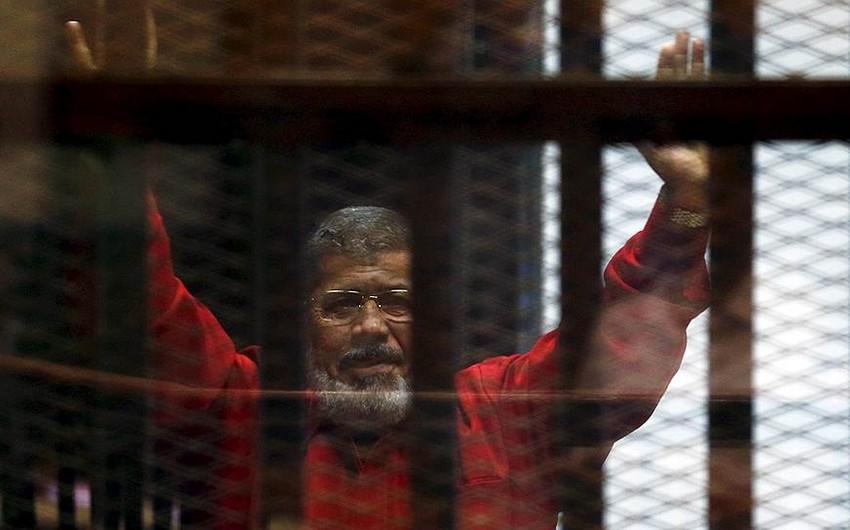 Экс-президент Египта Мухаммед Мурси умер от сердечного приступа