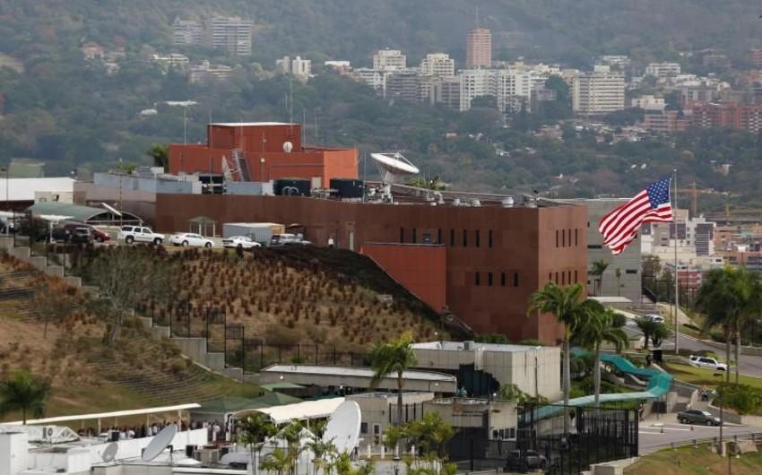 US Embassy in Venezuela to work as usual