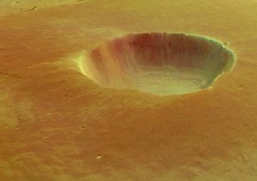 Astronomers reveal possible traces of recent volcano eruptions on Mars