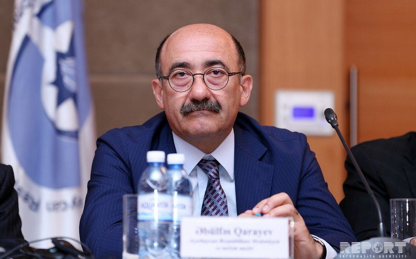 Abulfaz Garayev comments on allegations about finding remains of Mikhail Mushfig's corpse