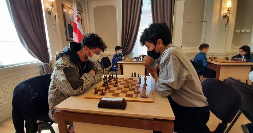 Gürcüstanda Heydər Əliyevin xatirəsinə şahmat turniri keçirilir