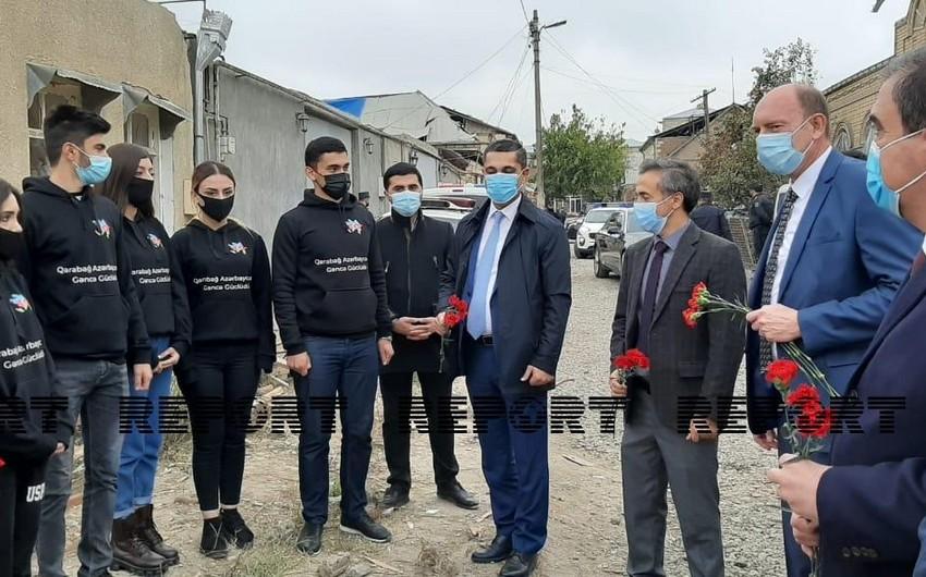 Jerom Lamber: Azərbaycan hərbi yolla ərazilərini işğaldan azad etdi