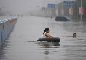 China: More than 30 million affected by floods