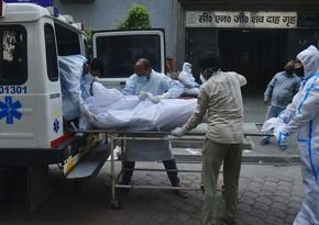 India reports on new coronavirus mutation