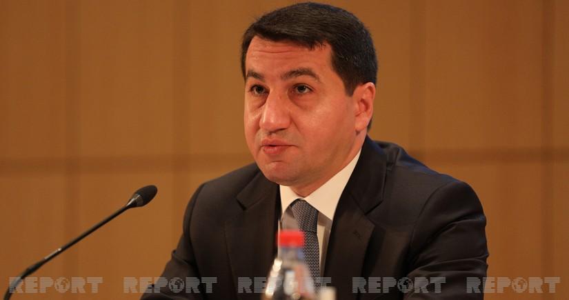 Хикмет Гаджиев: Благодарны Тюркскому совету за поддержку Азербайджана в ходе Отечественной войны