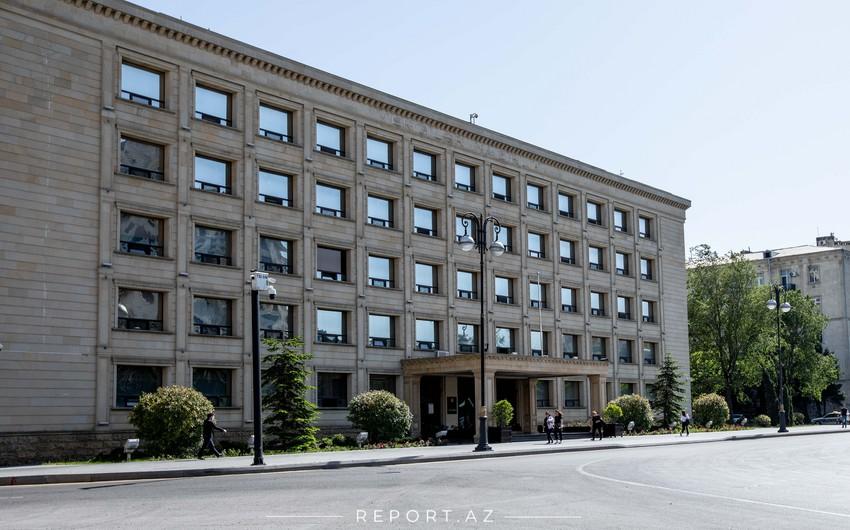 Dövlət Vergi Xidmətinin inzibati binası təmir ediləcək