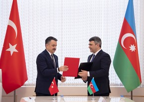 Azerbaijan, Turkey sign Declaration of Intent on agricultural cooperation