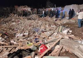 Генпрокуратура: Число погибших в результате обстрела Гянджи достигло 12