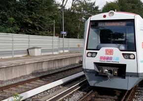 В Германии представили не имеющий аналогов в мире беспилотный поезд
