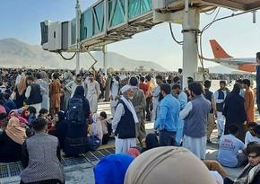 У аэропорта Кабула погибли десятки человек