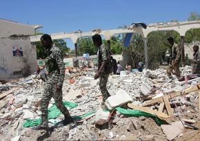 В Сомали совершено покушение на замкомандира ВС, есть погибшие