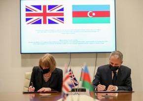 Ətraf mühit və iqlim dəyişikliyi sahəsində anlaşma memorandumu imzalanıb