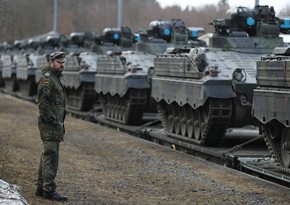 Total military spending of NATO countries to grow over 4%
