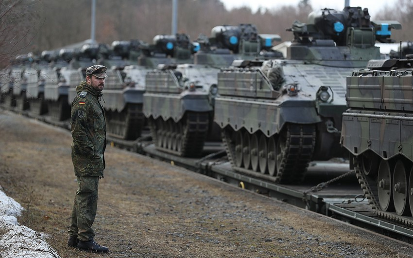 NATO ölkələrinin hərbi xərcləri daha da artacaq
